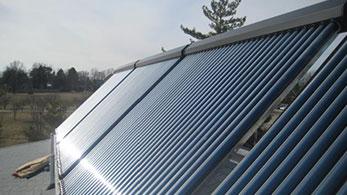 Calefacción energía solar